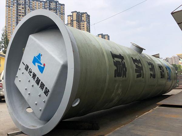 浙江一体化提升泵站